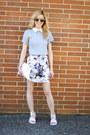 Light-pink-sheinside-dress-white-tildon-bag-dark-khaki-ray-ban-sunglasses