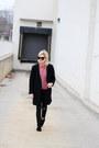 Black-isabel-marant-boots-black-forever-21-jacket