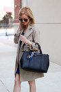 Gray-forever-21-boots-camel-h-m-jacket-navy-hermes-scarf