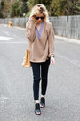 Camel-missguided-sweater-camel-ms-littles-bag-bag-black-topshop-pants