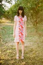 pink unknown brand dress