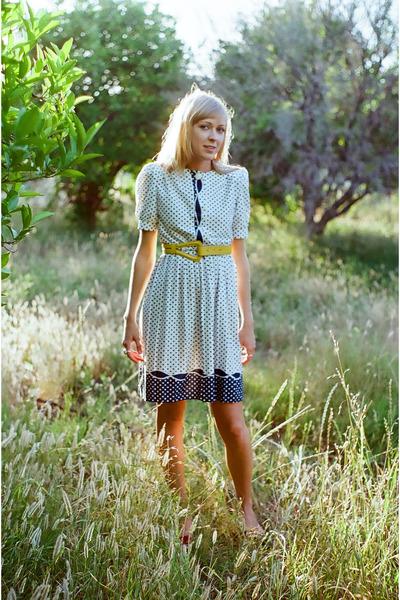 white Whirlaway Frocks dress
