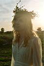 White-roberta-california-dress