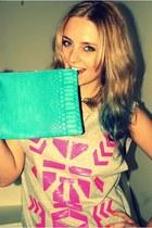 GINA TRICOT bag - GINA TRICOT blouse