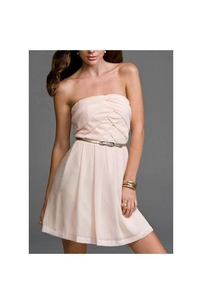Summer dress express pink