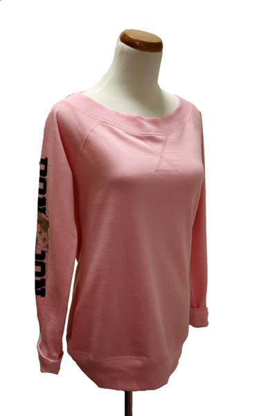 bubble gum Rebecca Bonbon for Kmart sweater