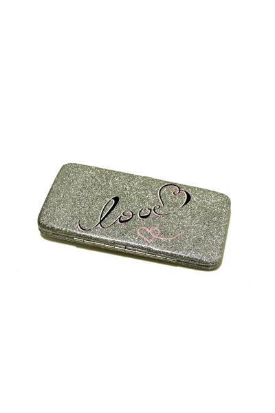 silver Kmart wallet