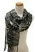 black Kmart scarf