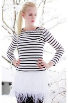 striped lindex top