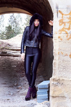 Sasha fabiani shoes - H&M leggings