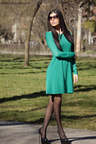 il passo shoes - Zara dress