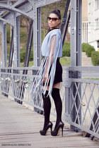 il passo shoes - H&M dress - concepto jacket