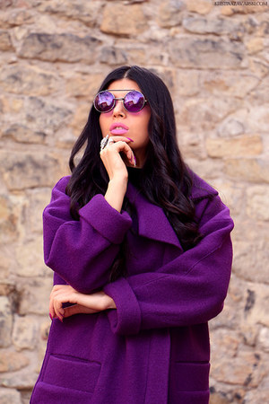 Aimee coat - zeroUV sunglasses