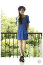 Blue-wagw-dress-blue-wagw-hat-black-call-it-spring-heels