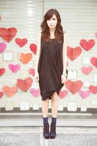 black stephiesayscom dress - black michaelantoniophilsmultiplycom heels