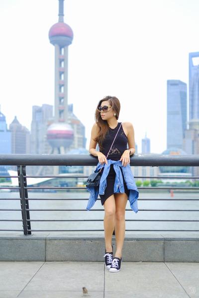 black Dresscode Project dress