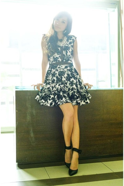 black In Love with Fashion dress