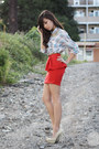 Red-closet-goddess-skirt-periwinkle-ministry-of-retail-top