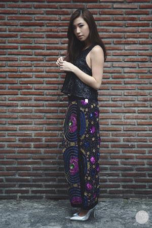 black virgos lounge skirt