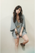 heather gray iwearsincom top