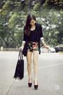 Black-iwearsin-blazer-black-covetz-shorts-black-monkee-business-top