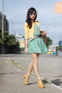 Mustard-kryz-uy-x-so-fab-heels-turquoise-blue-closet-goddess-dress