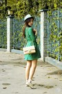 Green-romwe-dress