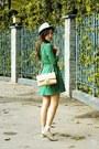 Green-romwe-dress