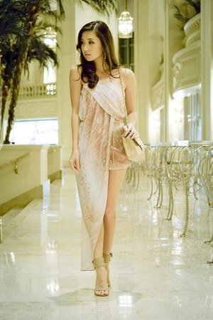cream Thea by Thara dress