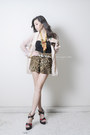 Gold-sm-accessories-bracelet-eggshell-sm-blazer-light-brown-wagw-shorts