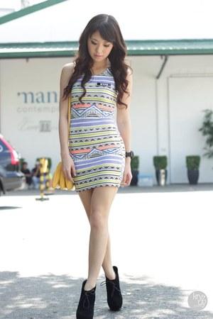 sky blue Urban Dressing dress