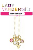 bubble gum LADY VANDERBILT necklace