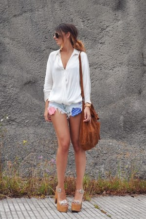 blue Fox House shorts