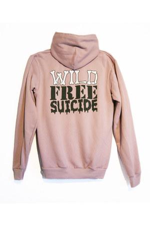 High Heels Suicide hoodie