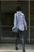 dark gray High Heels Suicide shirt
