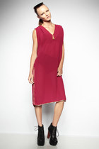 chiffon Pat Richards dress