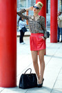 Animal-print-zara-blouse-leather-prada-bag-gucci-sunglasses