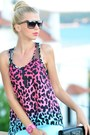Louis-vuitton-bag-gucci-sunglasses-h-m-skirt-leopard-print-h-m-t-shirt