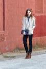 Ivory-la-petite-marmoset-blazer-navy-ny-c-blouse