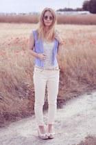 H&M pants - vintage shirt