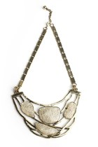 olive green LYLIF necklace