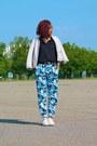 Blue-river-island-pants