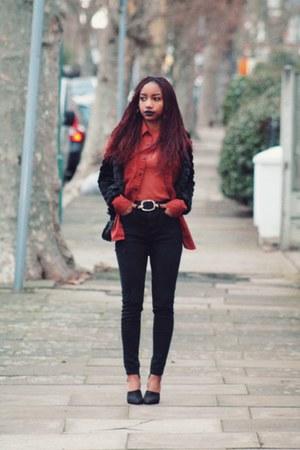 black Pimkie jeans