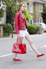 Club-monaco-jacket-lulu-guinness-bag-jcrew-shorts