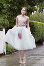 Chanel-bag-jimmy-choo-sandals-alexandra-grecco-skirt-by-marlene-birger-top