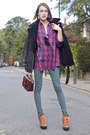 Ralph-lauren-boots-hudson-jeans-whistles-jacket-river-island-shirt