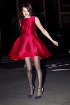 kate spade dress - Sophia Webster shoes - kate spade bag