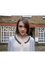 Radley-london-bag-sister-jane-blouse-vintage-skirt-uniqlo-cardigan