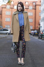 Sandro-coat-whistles-shirt-angel-jackson-bag-kurt-geiger-flats
