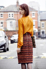 Hobbs-bag-kurt-geiger-heels-mulberry-blouse-mulberry-skirt